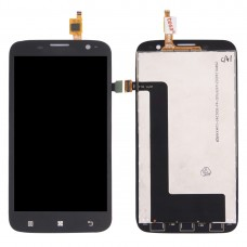 LCD Screen and Digitizer Full Assembly for Lenovo A859(Black)