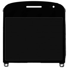 LCD Screen and Digitizer Full Assembly for BlackBerry Bold 9900(Black)