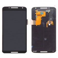 2 in 1 (LCD + Touch Pad) Digitizer Assembly for Google Nexus 6 / XT1100 / XT1103(Black)