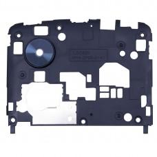 Back Plate Housing Camera Lens Panel  for Google Nexus 5 / D820 / D821(Black)