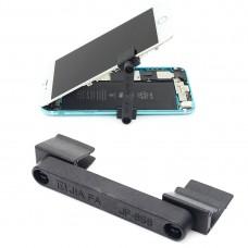 2 PCS JIAFA JF-856 Universal 360 Degree Rotation Mobile Phone Screen Repair Holders(Black)