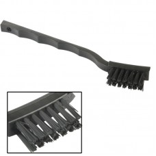 17.5cm Electronic Component Curved Anti-static Brush(Black)