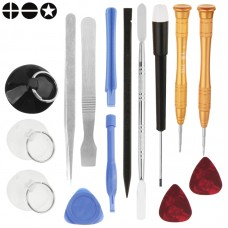 15pcs/set Repair Tools Kit for Mobile Phones