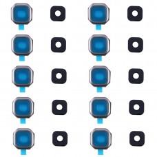 10 PCS Back Camera Bezel & Lens Cover for Galaxy A9