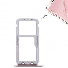 2 SIM Card Tray / Micro SD Card Tray for Huawei Nova 2s(Gold)