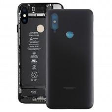 Back Cover for Xiaomi Mi 6X / A2(Black)