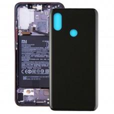 Back Cover for Xiaomi Mi 8(Black)