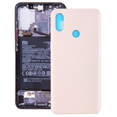 Back Cover for Xiaomi Mi 8(Pink)