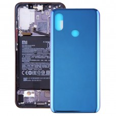 Back Cover for Xiaomi Mi 8(Blue)