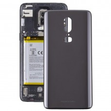Back Cover for OnePlus 6(Jet Black)