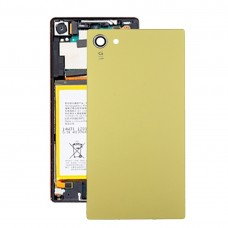 Compact Original Back Battery Cover for Sony Xperia Z5 (Gold)