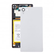 Compact Original Back Battery Cover for Sony Xperia Z5(White)