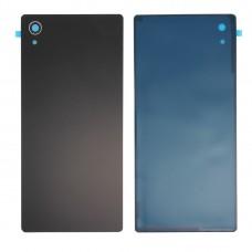 Back Battery Cover for Sony Xperia M4 Aqua (Black)