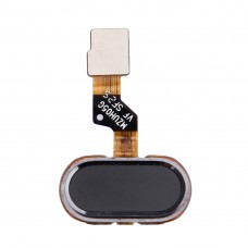 Fingerprint Sensor Flex Cable for Meizu M3s / Meilan 3s(Black)
