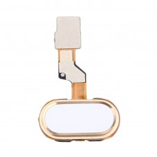 Fingerprint Sensor Flex Cable for Meizu M3s / Meilan 3s(Gold)