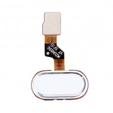 Fingerprint Sensor Flex Cable for Meizu M3s / Meilan 3s (White)