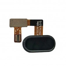 For Meizu U20 / Meilan U20 Home Button / Fingerprint Sensor Flex Cable(Black)