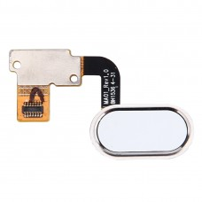 For Meizu Meilan Metal Fingerprint Sensor Flex Cable(White)