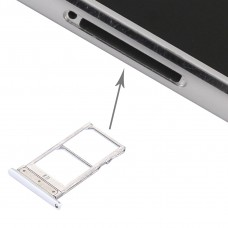 For Meizu MX5 SIM Card Tray(Silver)