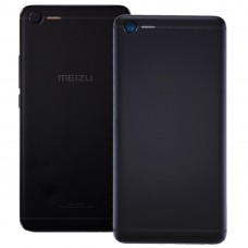 Back Cover for Meizu Meilan E2(Black)