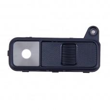 Back Camera Lens Cover + Power Button + Volume Button for LG K8(Black)