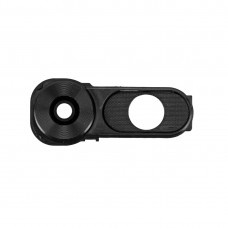Back Camera Lens Cover + Power Button for LG V10 / H986 / F600(Black)