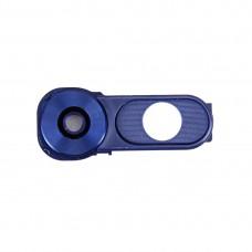 Back Camera Lens Cover + Power Button for LG V10 / H986 / F600(Blue)