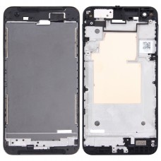 Front Housing LCD Frame Bezel Plate for HTC One X9(Grey)