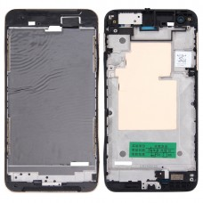 Front Housing LCD Frame Bezel Plate for HTC One X9(Gold)