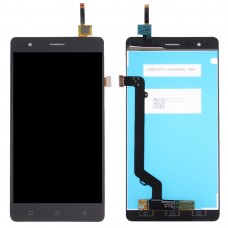 LCD Screen and Digitizer Full Assembly for Lenovo K5 Note (Black)