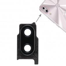 Back Camera Lens Frame for Asus Zenfone 5 ZE620KL(Black)