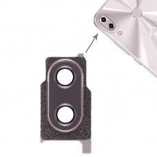 Back Camera Lens Frame for Asus Zenfone 5 ZE620KL(Silver)