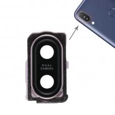 Back Camera Lens Frame for Asus Zenfone Max Pro (M1) ZB601KL (Rose Gold)
