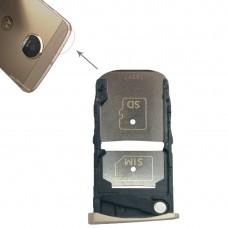 SIM Card Tray + Micro SD Card Tray for Motorola Moto Z