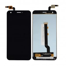 LCD Screen and Digitizer Full Assembly for Vodafone Smart Ultra 6 / VF995(Black)