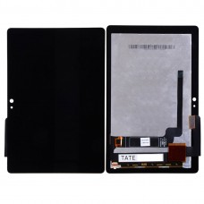 LCD Screen and Digitizer Full Assembly for Amazon Kindle Fire HDX 7 inch (Black)
