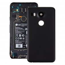 Battery Back Cover for Google Nexus 5X(Black)