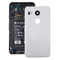 Battery Back Cover for Google Nexus 5X(White)