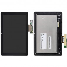 LCD Screen and Digitizer Full Assembly  for Acer Iconia Tab A210 10.1 inch (Black)