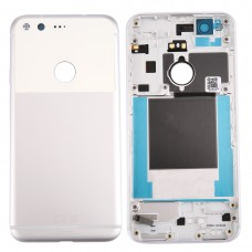 Battery Back Cover for Google Pixel / Nexus S1 (Silver)