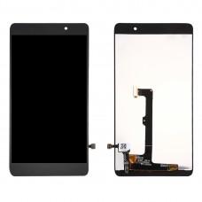 LCD Screen and Digitizer Full Assembly for BlackBerry DTEK50 (Black)