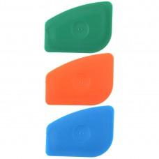 3 PCS Plastic Open Prying Tool