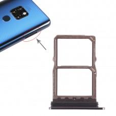 2 x SIM Card Tray for Huawei Mate 20 (Black)