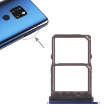 2 x SIM Card Tray for Huawei Mate 20 (Blue)