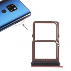 2 x SIM Card Tray for Huawei Mate 20 (Rose Gold)