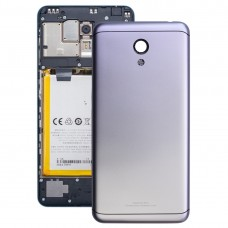 Battery Back Cover for Meizu M6 / Meilan 6(Silver)