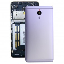 Battery Back Cover for Meizu M3 Max / Meilan Max(Silver)