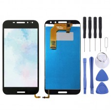 LCD Screen and Digitizer Full Assembly for Vodafone Smart N8 VFD610(Black)