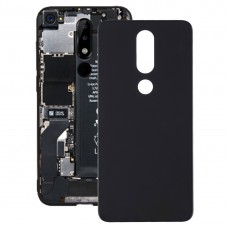 Back Cover for Nokia 5.1 Plus (X5)(Black)