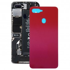 Back Cover for OPPO A7x(Red)